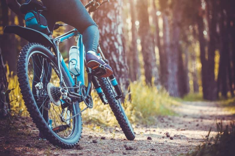 rutas en bici puesta a punto de la bici
