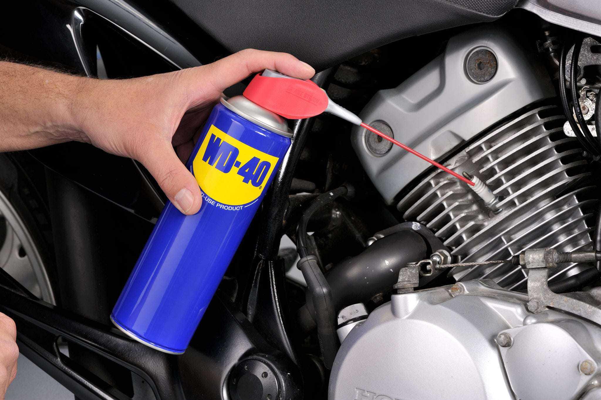 Reparar y limpiar un motor de moto