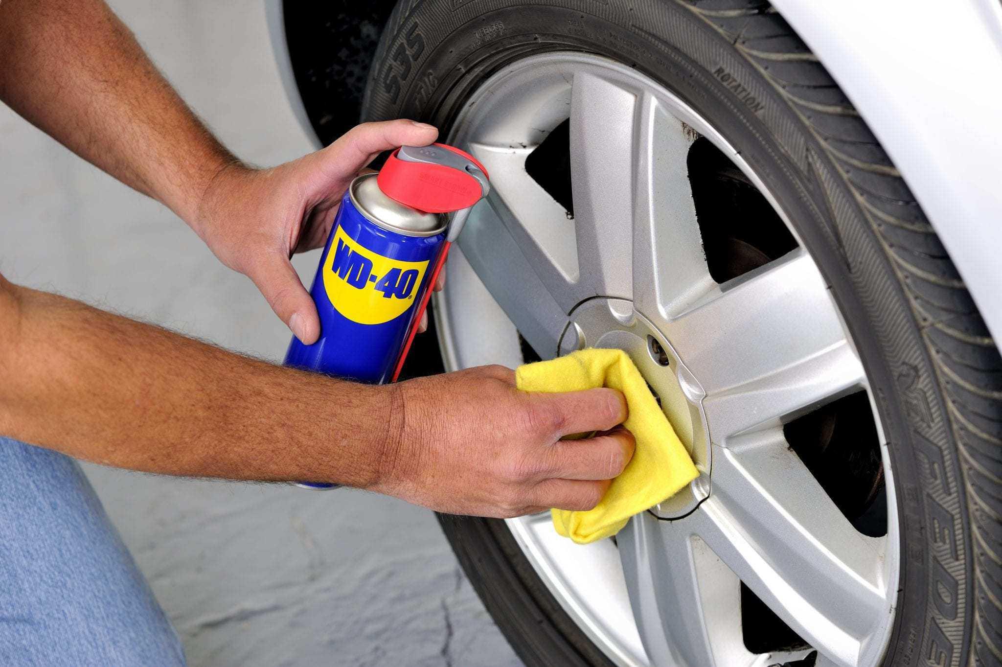 Cómo mantener las llantas de tu coche o moto
