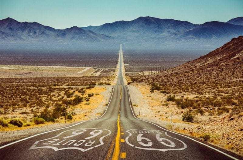 Rutas Míticas Ruta 66