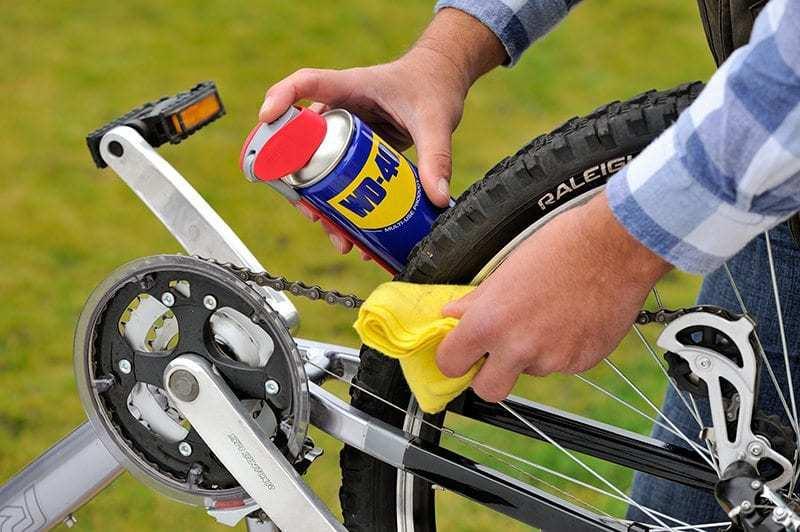 Propósitos de Año Nuevo: Ponernos al día con el Mantenimiento del hogar y la bici (2)