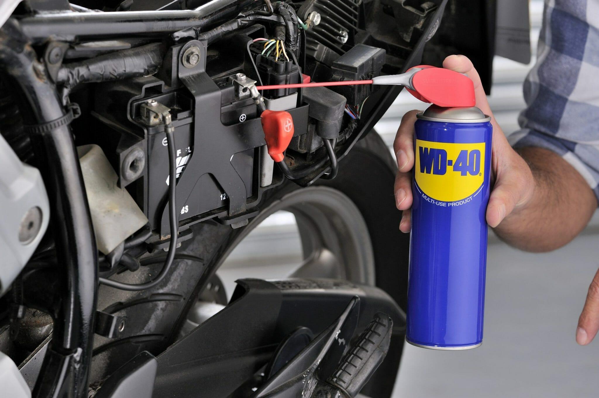 Mantenimiento de una moto: La batería