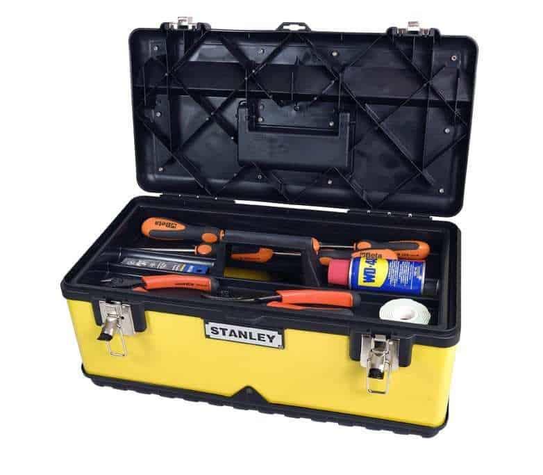 7 herramientas imprescindibles en toda caja de herramientas