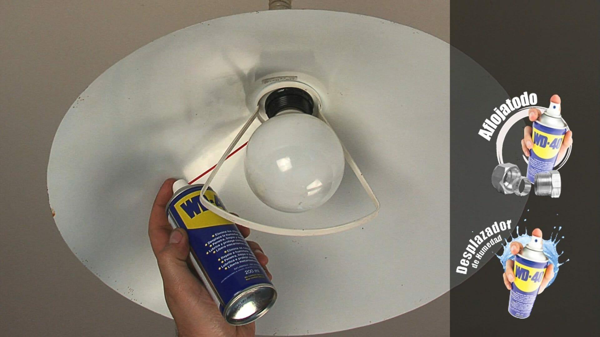 ¿Qué necesitas para instalar una lámpara de techo?