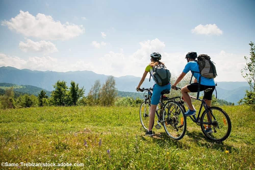 Consejos para disfrutar de la bicicleta en verano